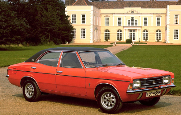 Cortina on Ford Cortina 1970 1976 Mk3