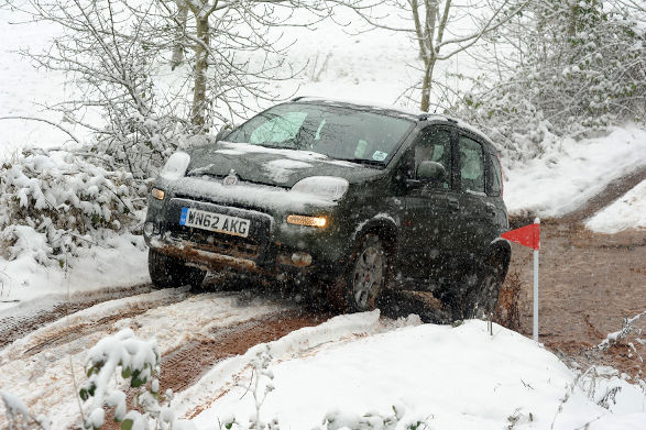 top 10 cars for driving in snow top 10 car news jan 2013. Black Bedroom Furniture Sets. Home Design Ideas
