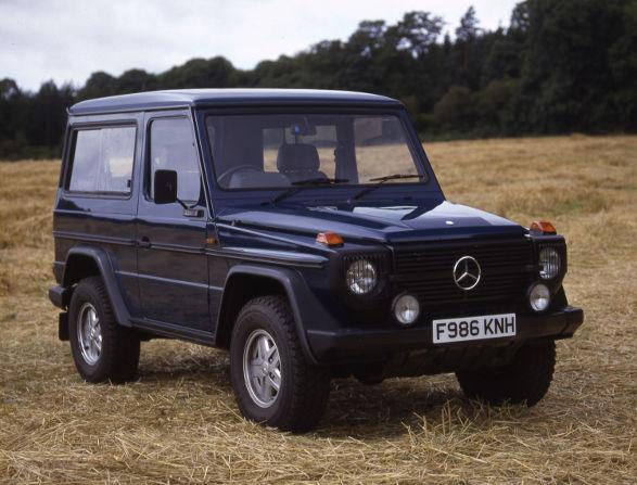 Mercedes G Wagen